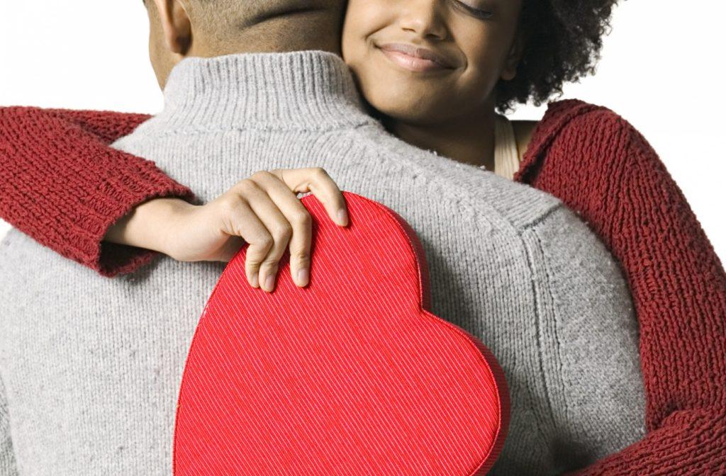 The Best Present – on Valentine's Day